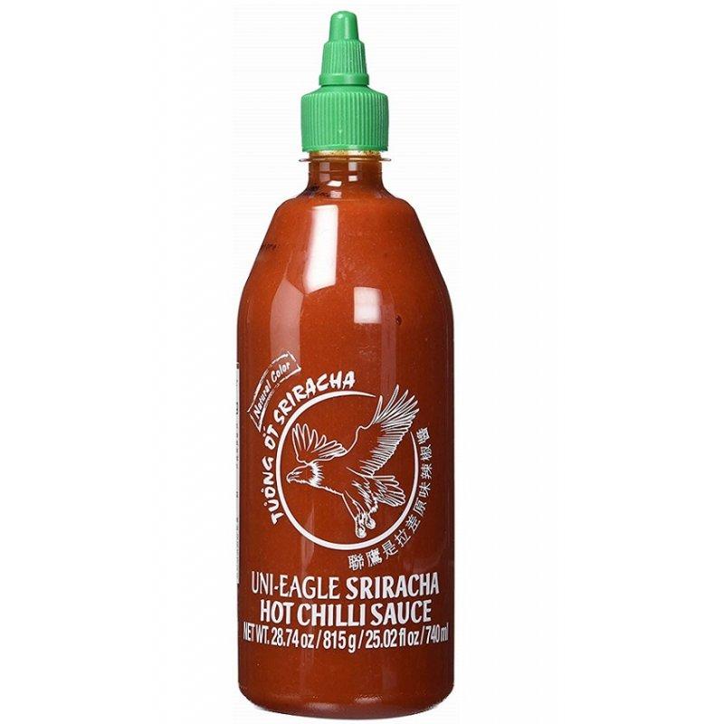 Eagle Srirachi Acı Biber Sosu (Hot Chilli Sauce) 815 gr