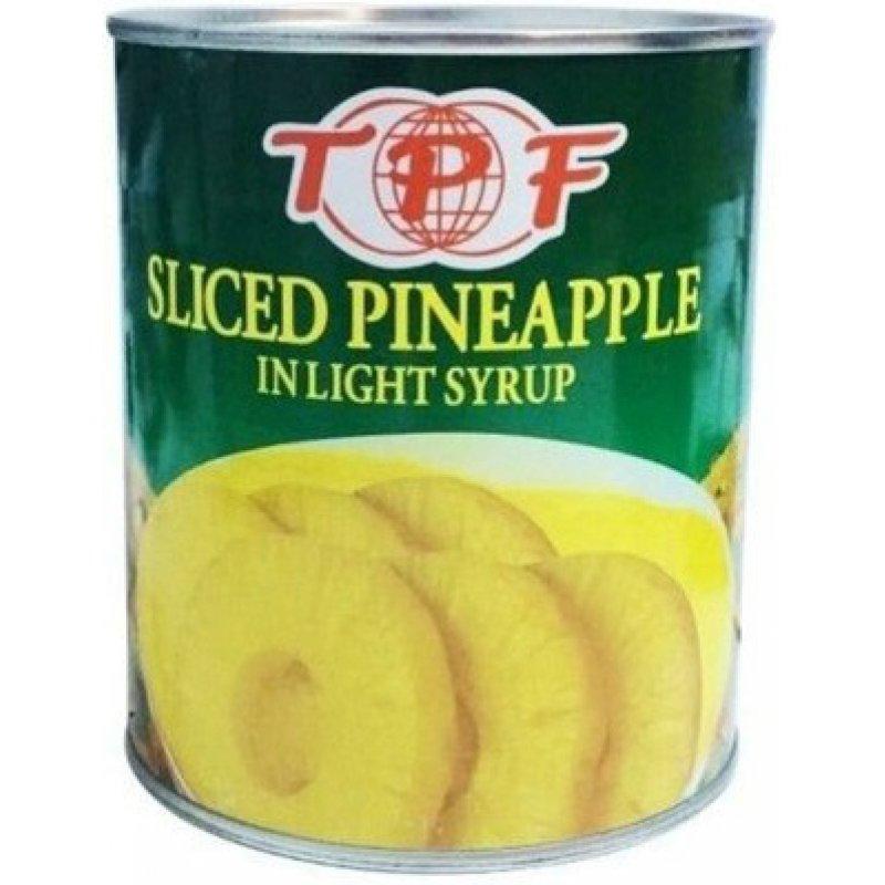 TPF Dilimli Ananas Konserve 850 gr