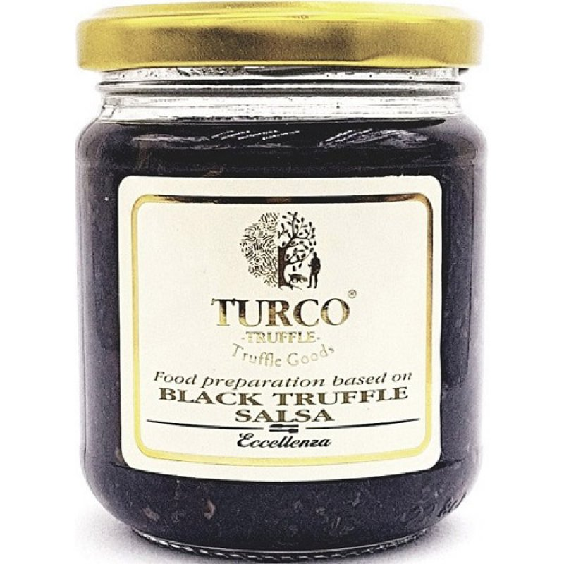 Turco Siyah Trüf Salsa 170 gr